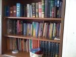 Koleksi kitab musolla NAMAS